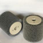 Spazzole Industriali Cilindri e Piani in Nylon Abrasivo